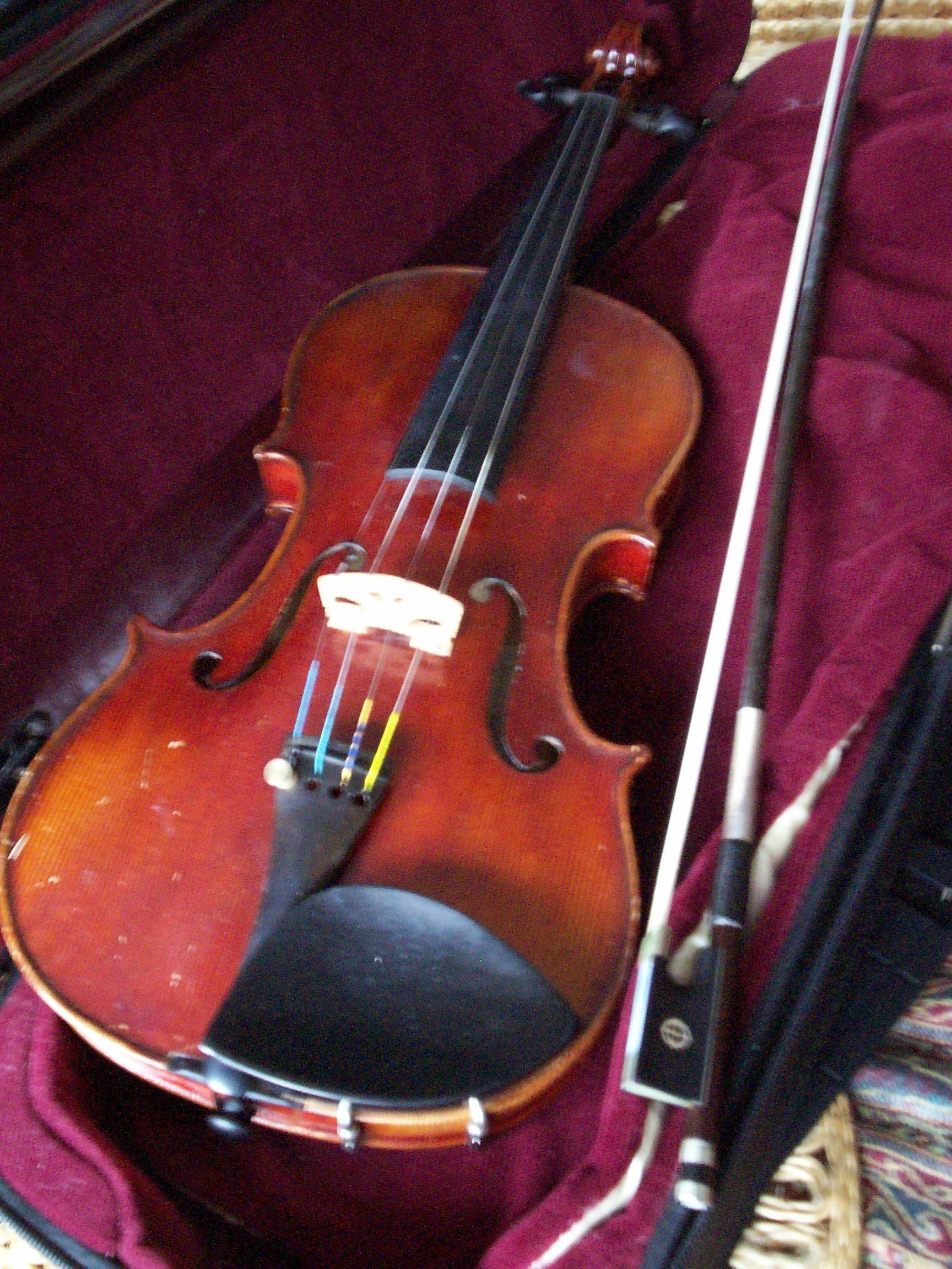 Katie's Violin